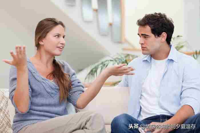 男女朋友经常吵架(你们恋爱交往时候经常吵架吗)